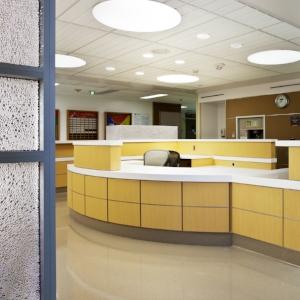 CSMC 5th Floor Nurse Station