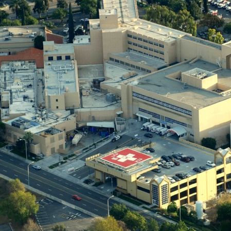 RIVERSIDE COMMUNITY HOSPITAL  HELIOSTOP