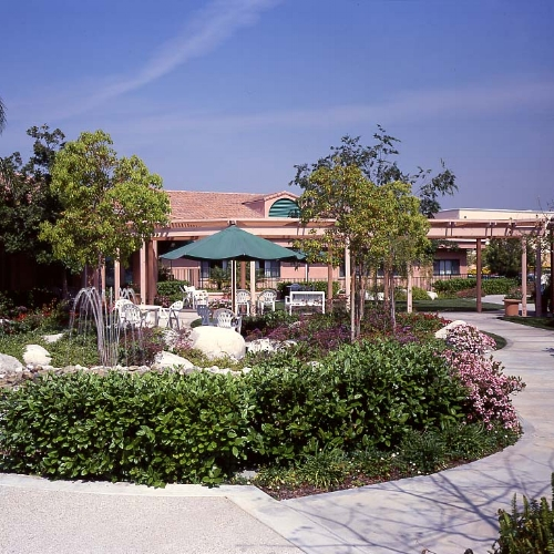 MORNINGSIDE AT FULLERTON   RETIREMENT COMMUNITY