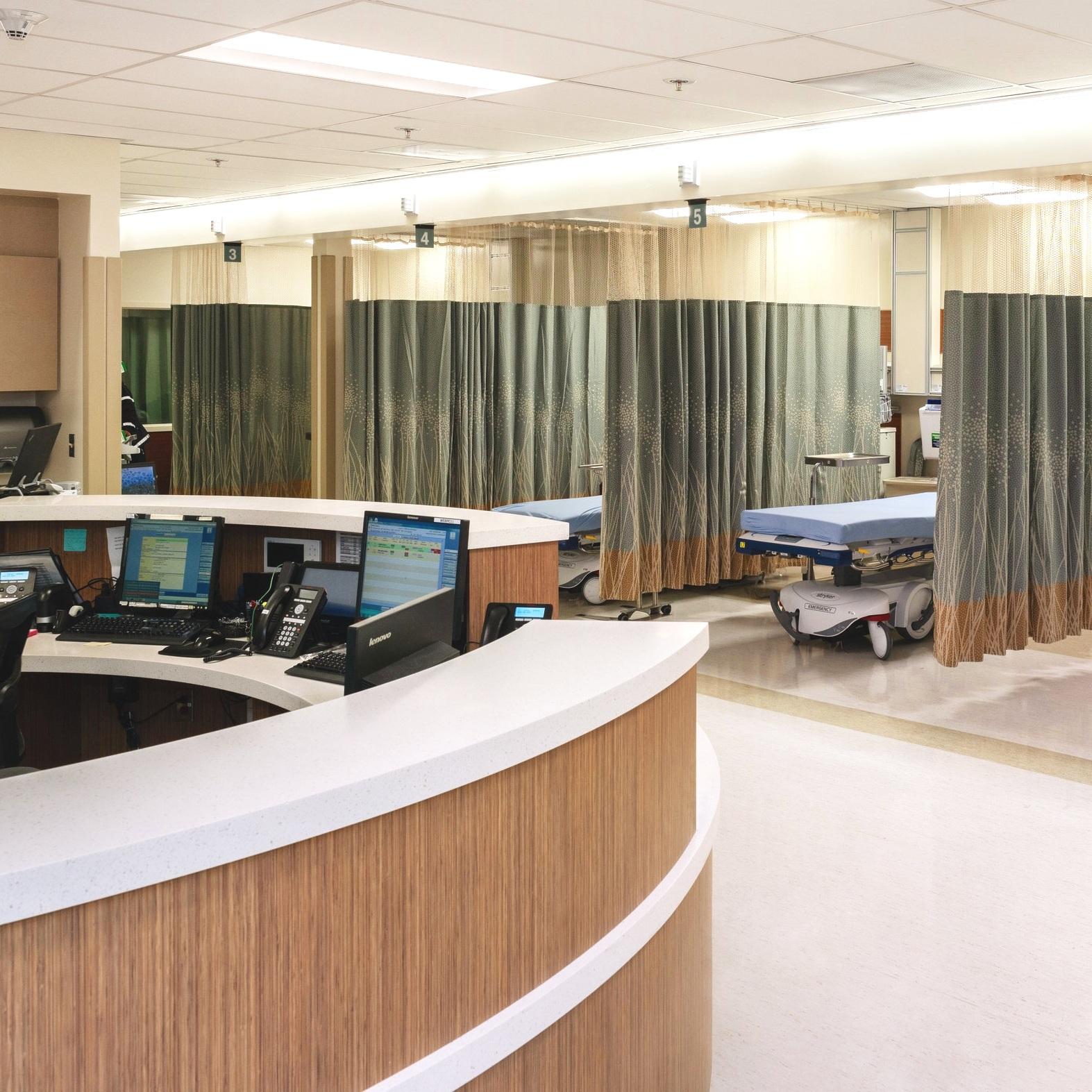 MONTCLAIR HOSPITAL   ER REMODEL