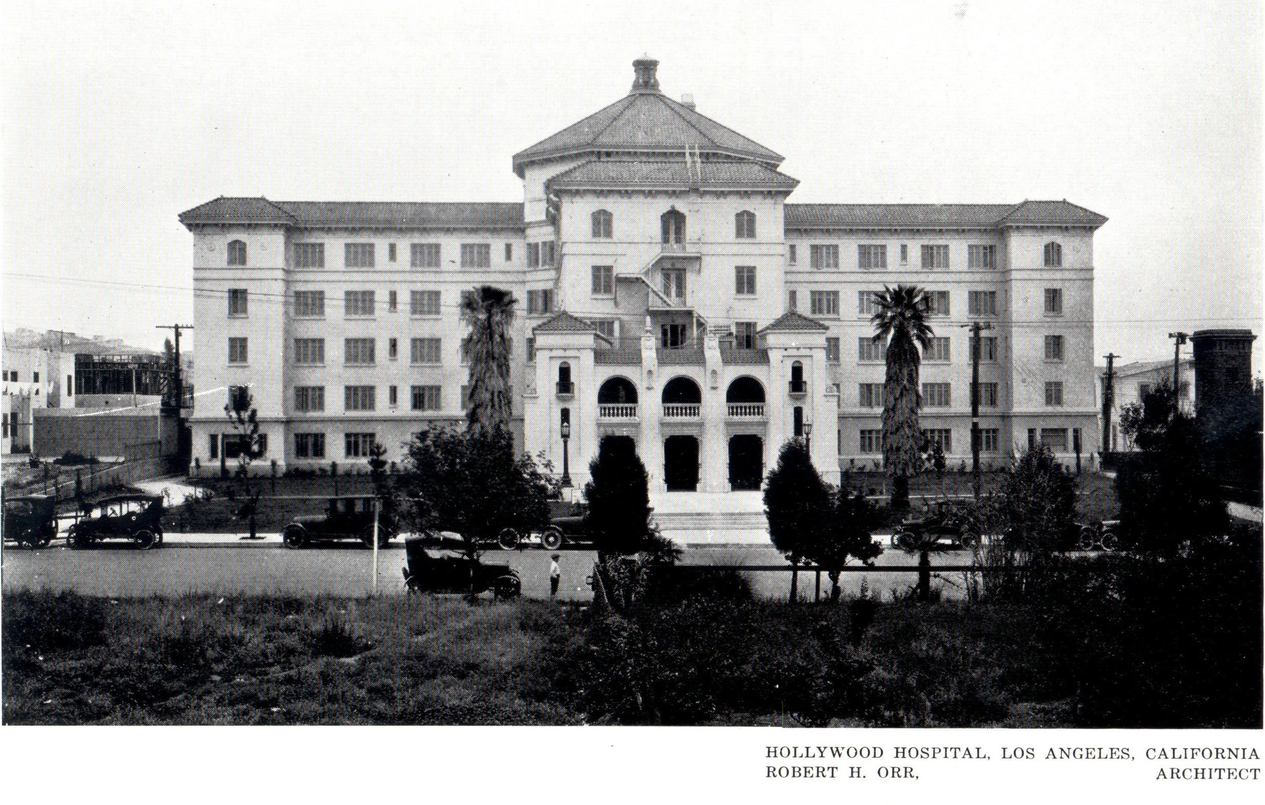 Robert Orr Hollywood Hospital.JPG