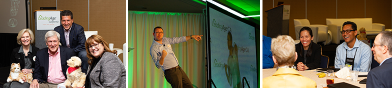 Images from   LeadingAge California