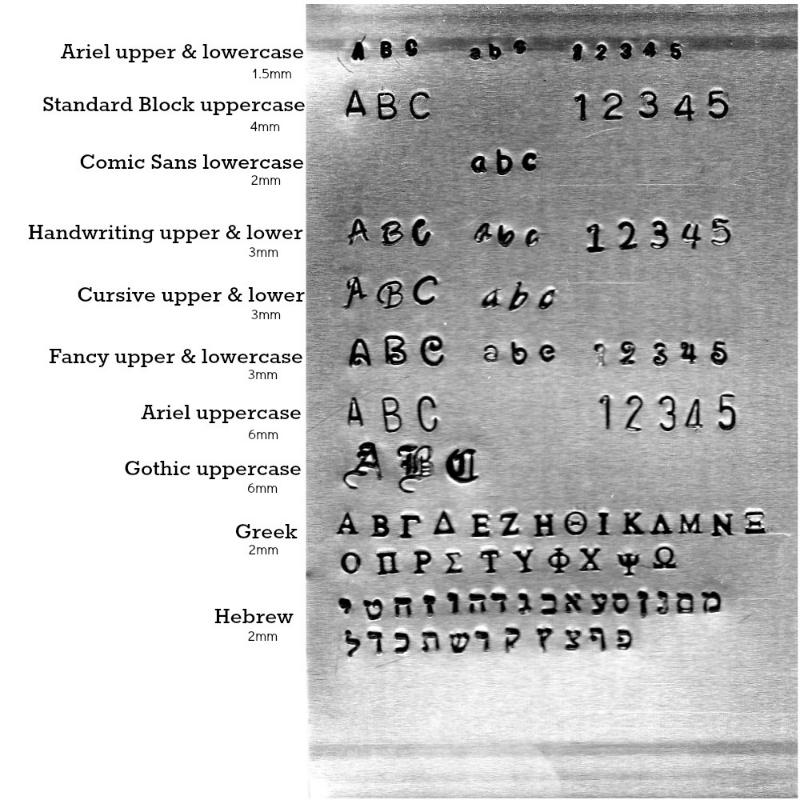 MerCurios Fonts