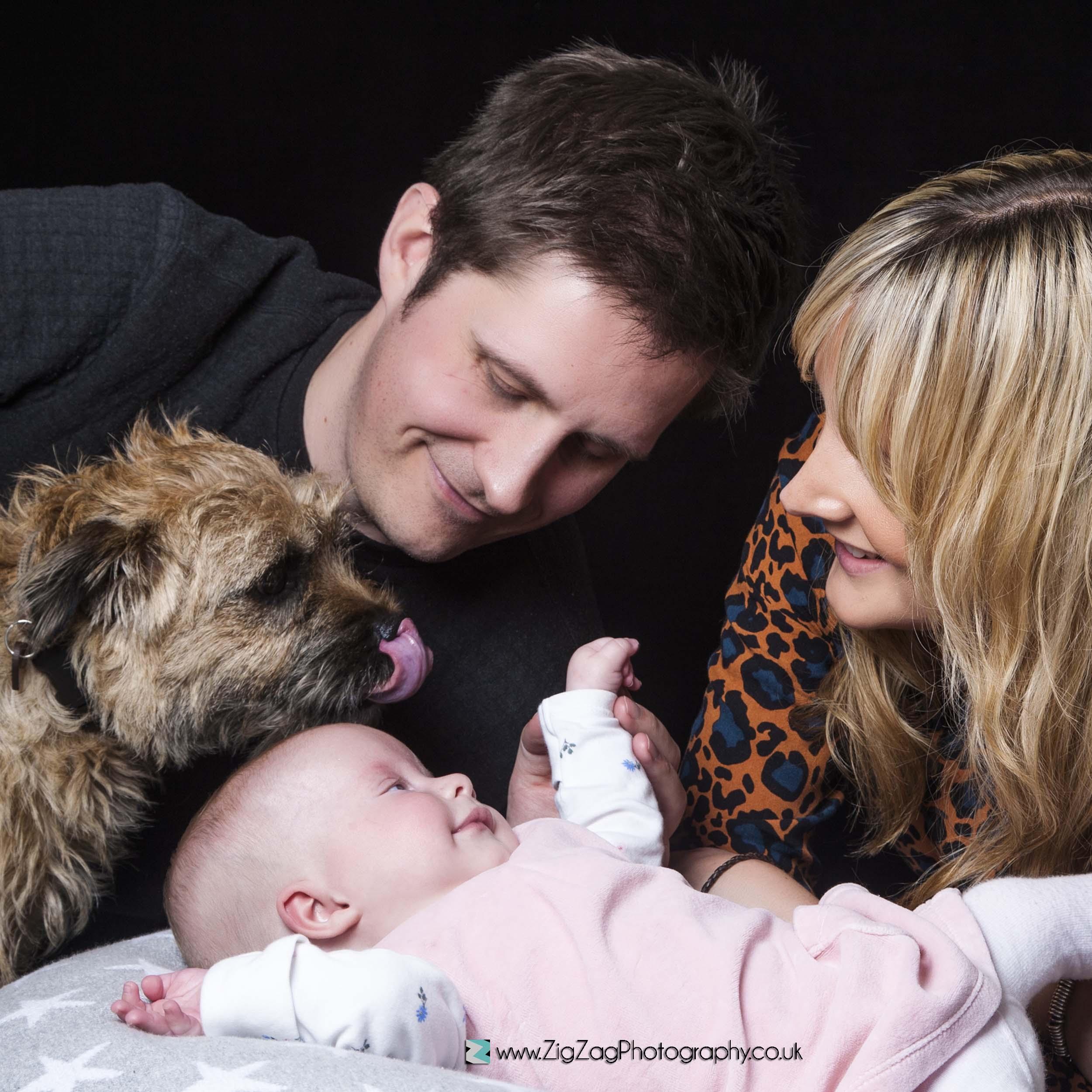photography-session-leicester-photoshoot-studio-zigzag-baby-dog-animal-pets-mum-dad-family-newborn-ideas-lick.jpg