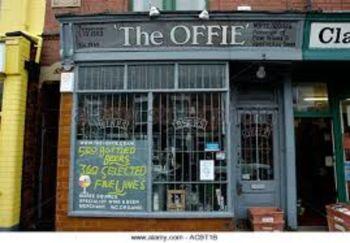 The Offie - Bottle of wine