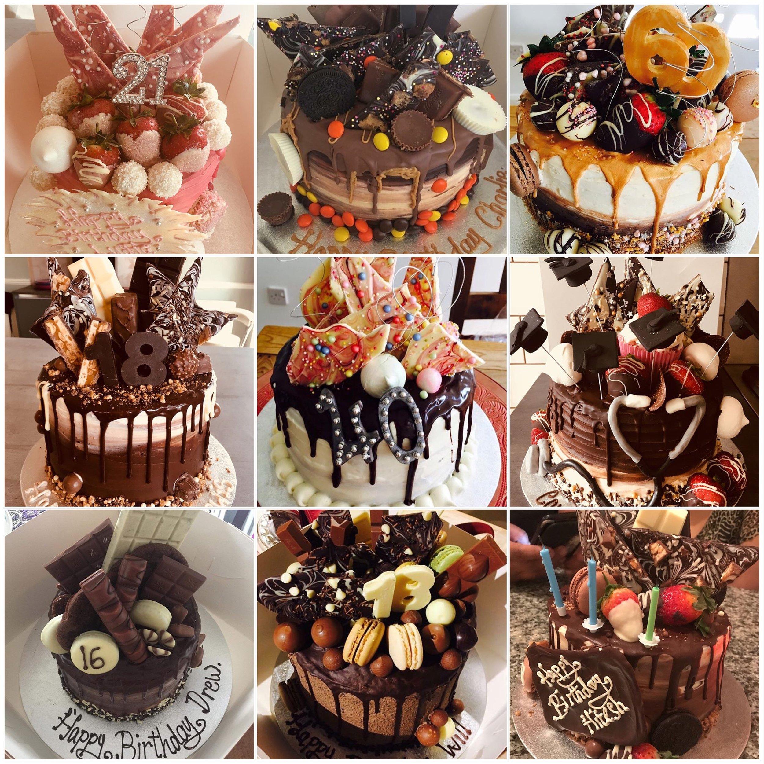 Jones Cafe Bistro Cakes