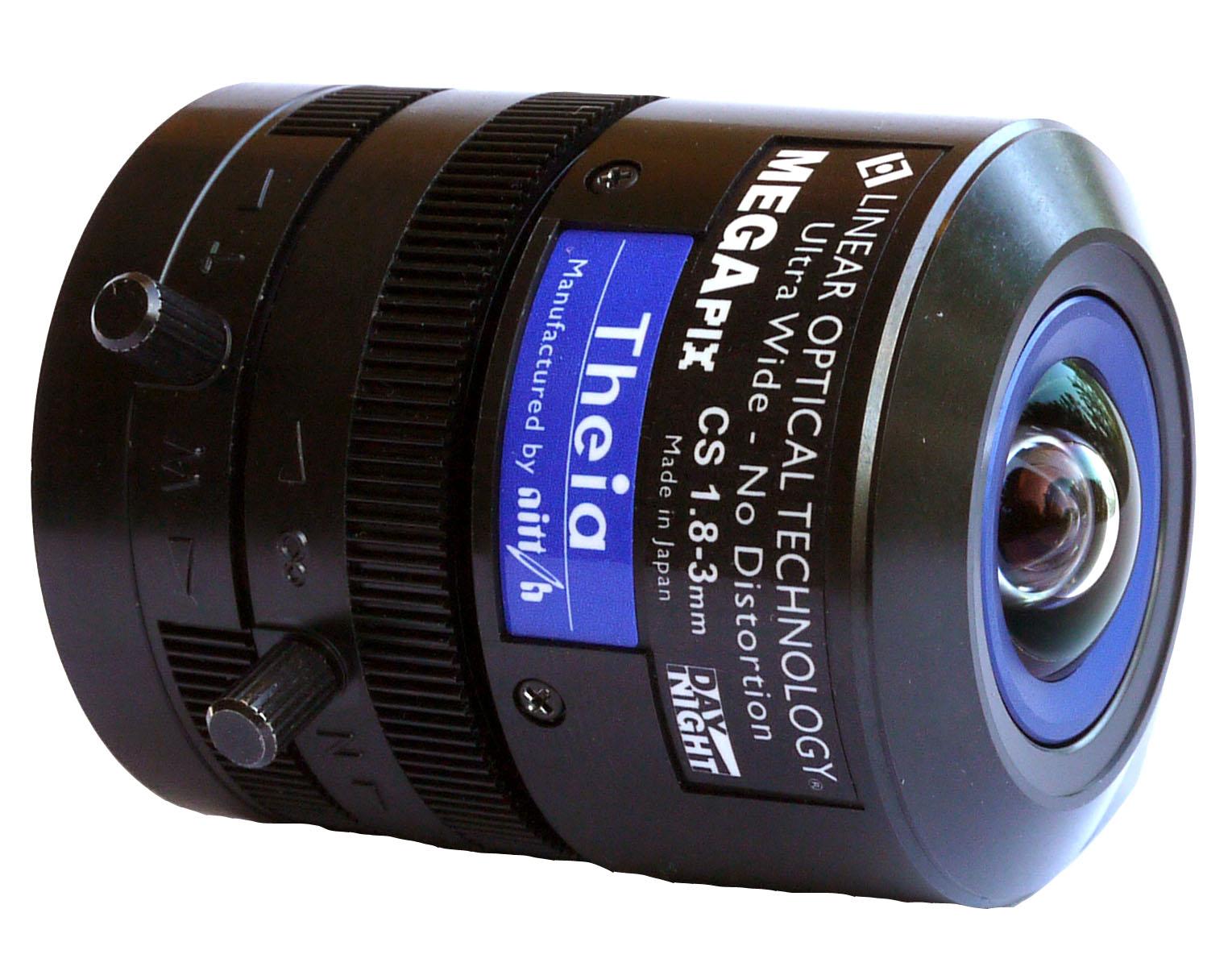 Theia SL183A lens