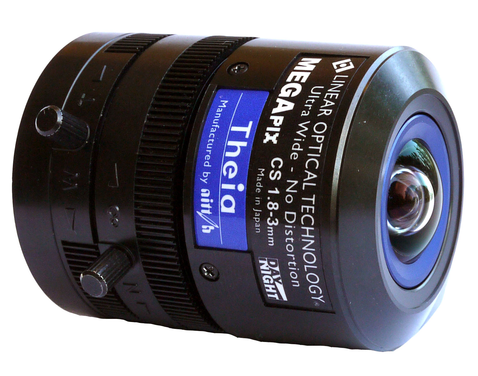 Theia SL183M lens