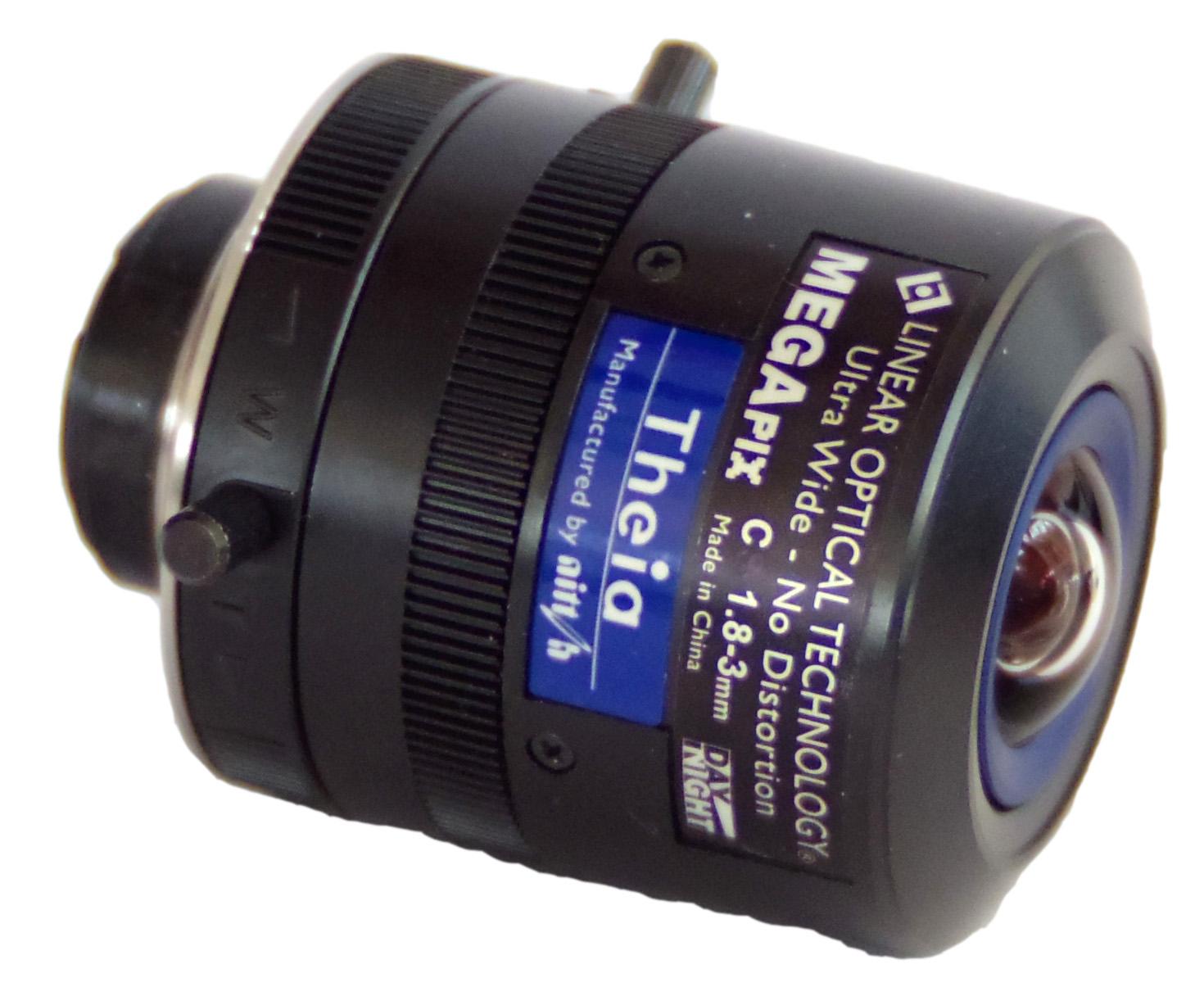 Theia ML183M lens