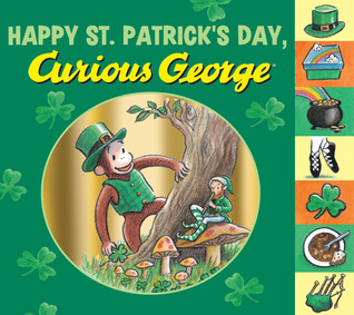 happy st Patricks day curious george.jpg