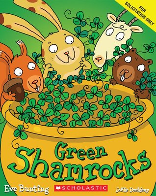 green shamrocks st Patricks day book.jpg
