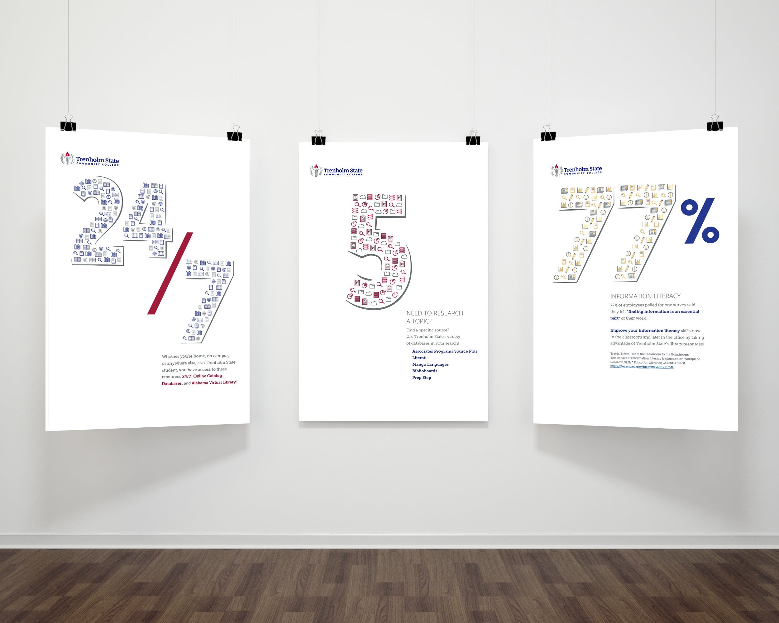 Promotional Posters (Trenholm State Community College)