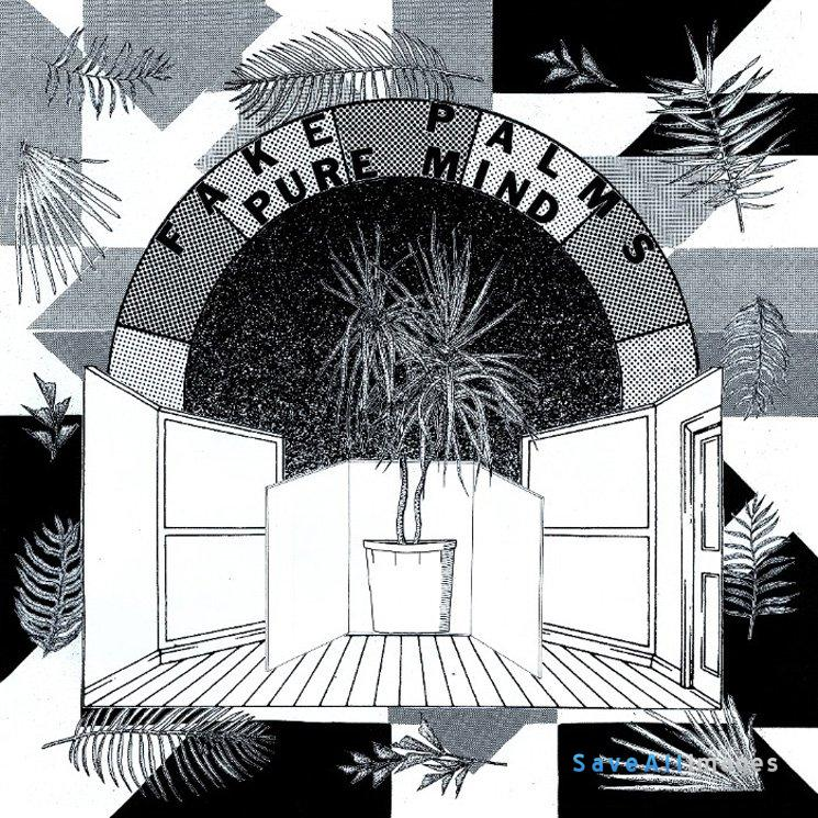 """On this most rainy days in Toronto, Fake Palms proudly announce their sophomore LP, """"Pure Mind"""" (produced by Josh Korody and Graham Walsh of Holy Fuck), a collaborative release between Buzz and our buds at   Pleasence Records  .  Read more and listen to """"Glass Walls"""" at   GoldFlakePaint  and pre-order the album (digi/vinyl) at   smarturl.it/PureMInd  !"""
