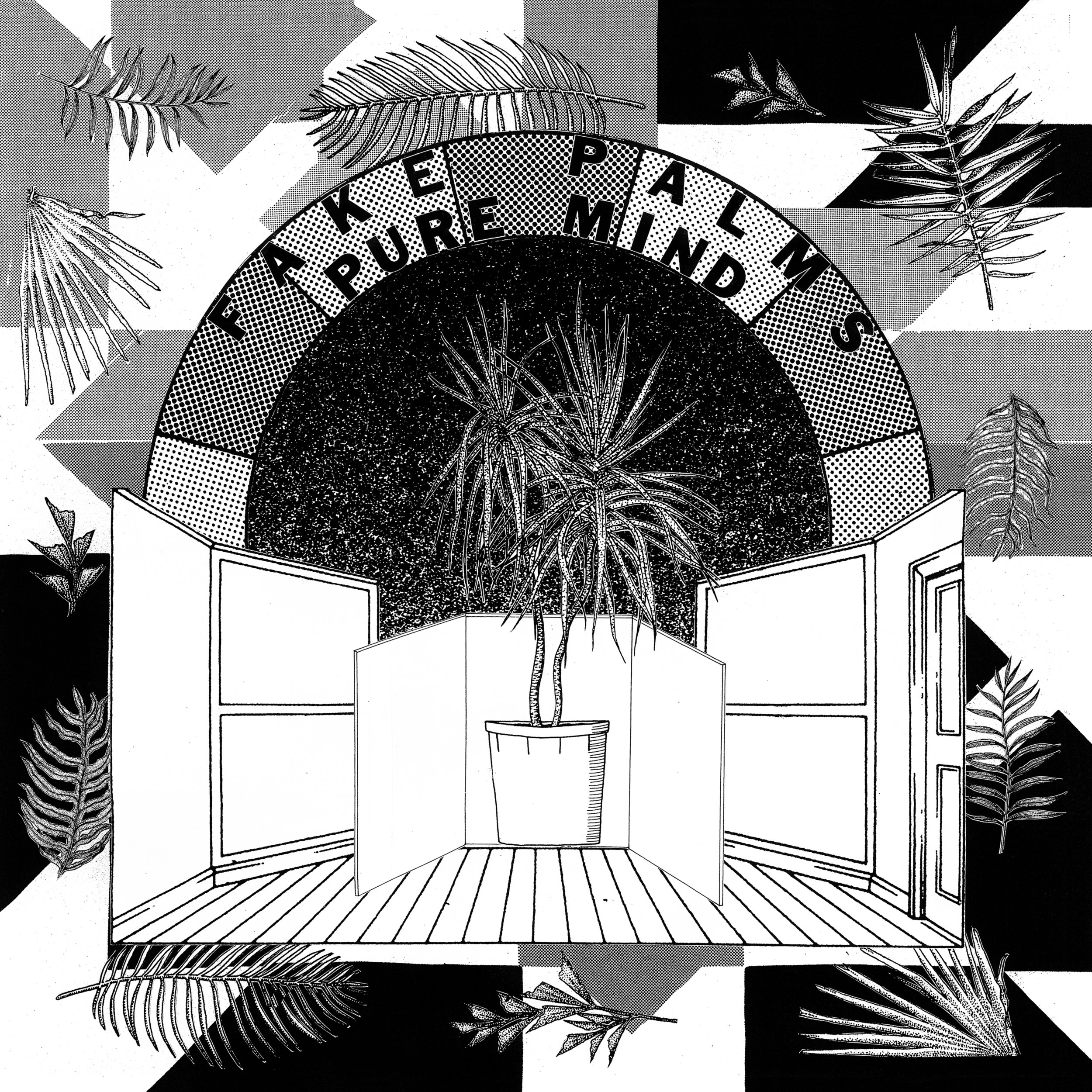 "People are you ready?! After much pomp and circumstance, ""Pure Mind"" by  Fake Palms  is now live in both online and offline milieus!  Head to   smarturl.it/PureMind  for links to your favourite retailers, including vinyl via our buds at  Pleasence Records ."