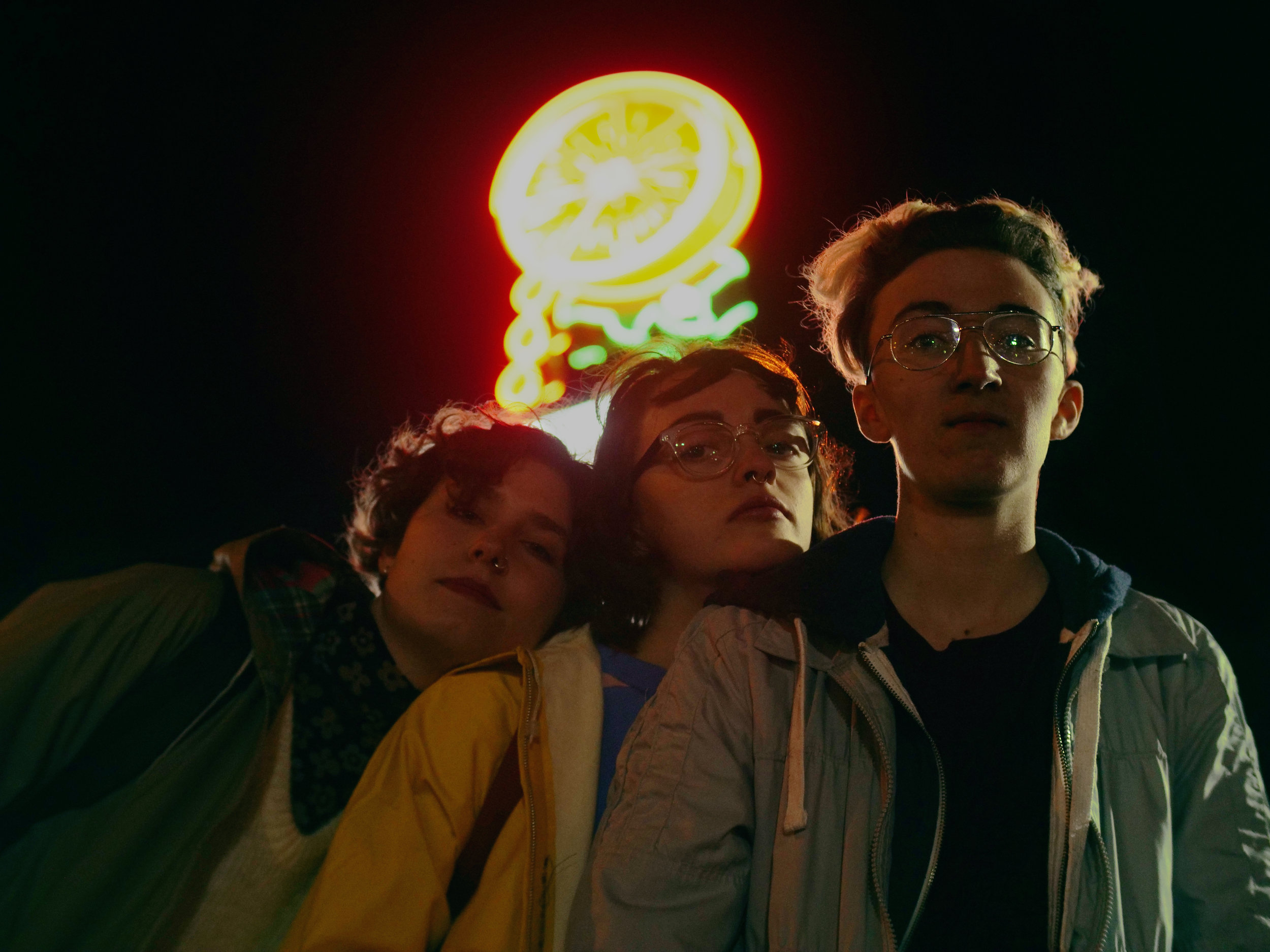"""After teasing the world with their math-y slammer, """"I'm So Tired', Lonely Parade return with news of their Buzz-debut LP, The Pits (out 9/14).  Head over to   Rookie Mag  for the premiere of the video for  Night Cruise  (directed by Shawn Kosmo), and a feature interview!"""