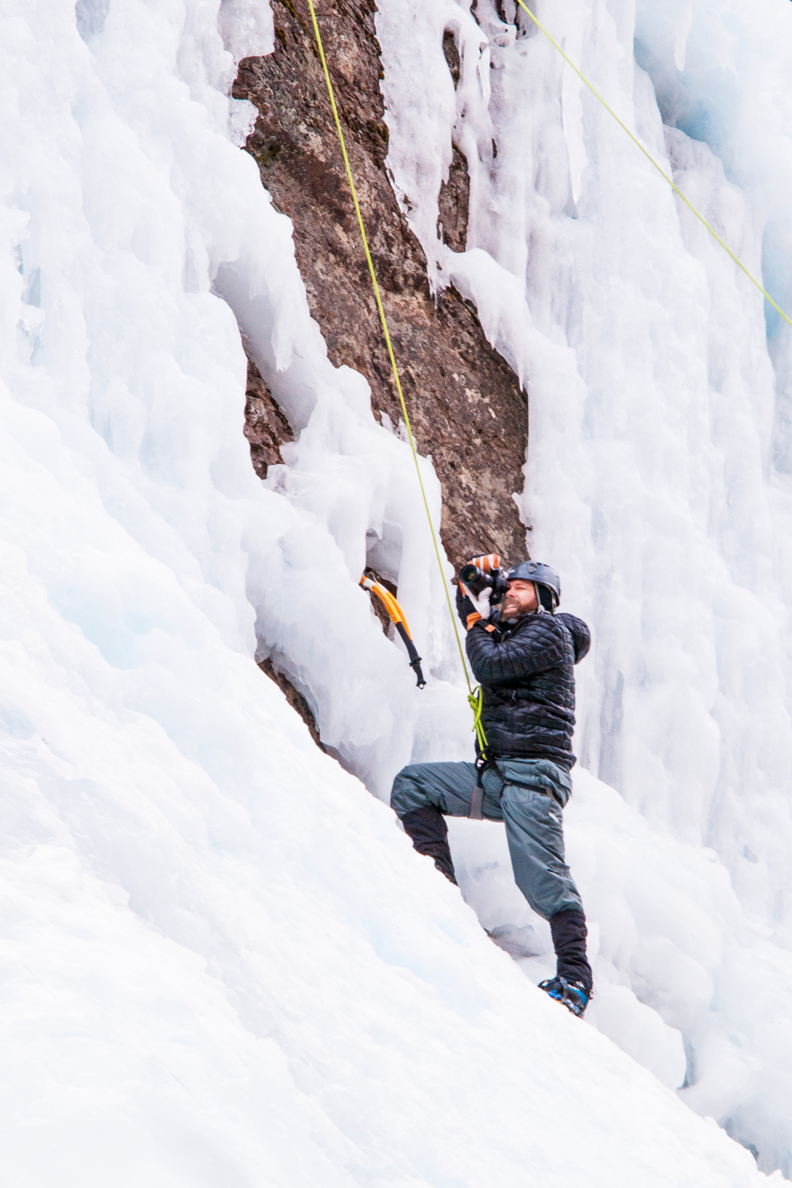 On assignment with  First Descents  in Ouray, Colorado