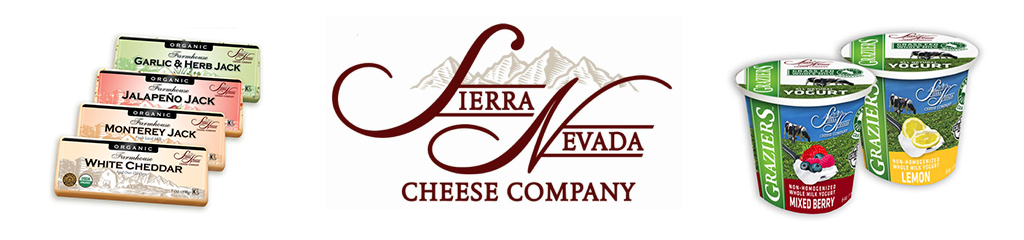 Sierra Nevada Cheese Company - Sierra Nevada Cheese Company handcrafts award- winning Natural and Organic artisan cheeses and fine dairy foods. The Hallmarks of our authentic artisan creamery are: Community, Wholesome Ingredients, Dedication, and Handcrafted Foods. sierranevadacheese.com