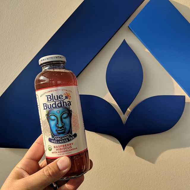 Showing #bluebuddha108 #albertsons in Seattle!