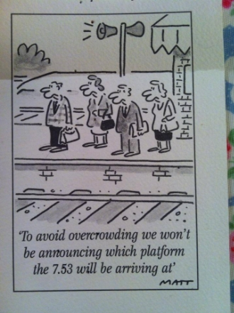UK Rail network at its best