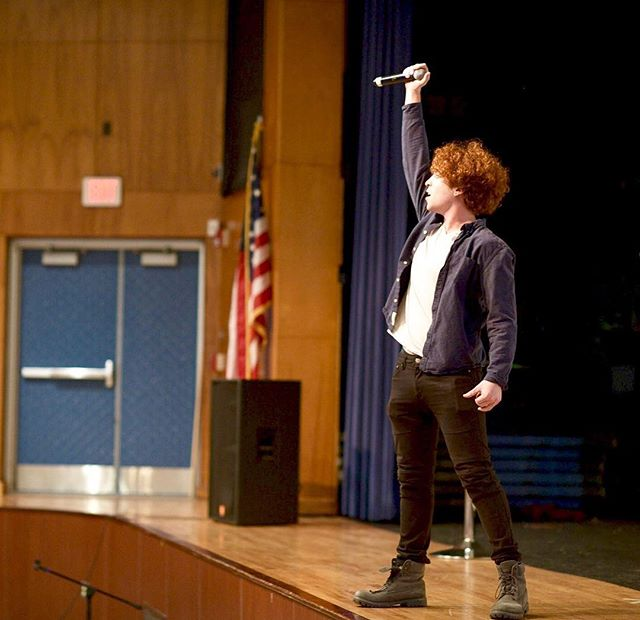Metuchen HS you were amazing. ✨ The DO is preparing to reach, inspire and educate more students from all over the country. Stay tuned! #WeBack #DOmore #ItsLIT