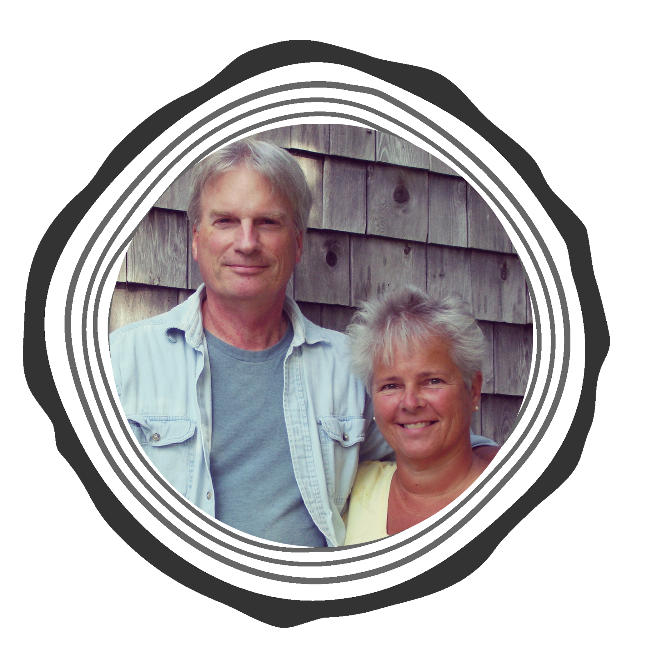Jim and Teresa England- Owners and builders at the Woodshaper Shop of Maine