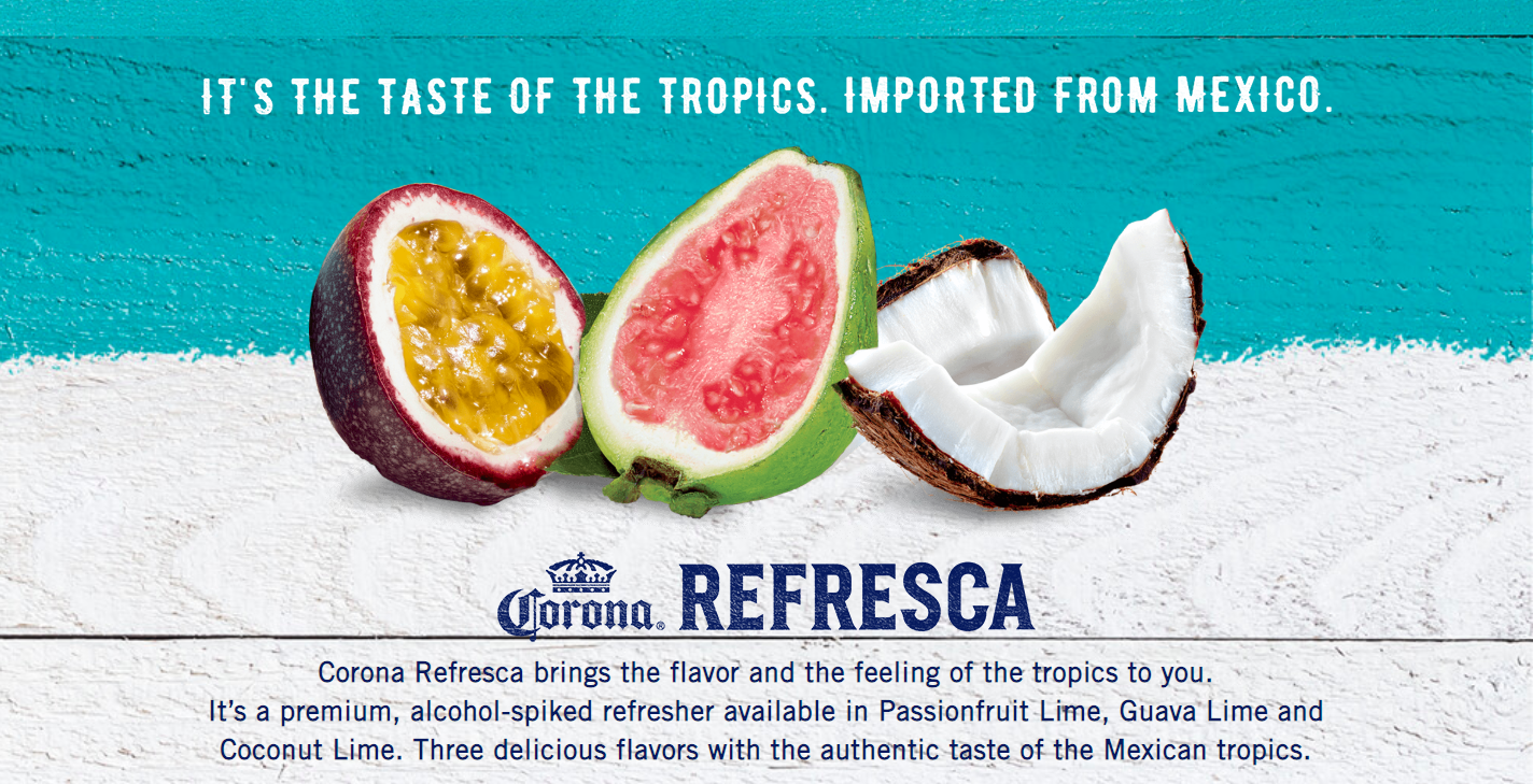 Nutritional Value Of Corona Refresca Details 2020 03 10