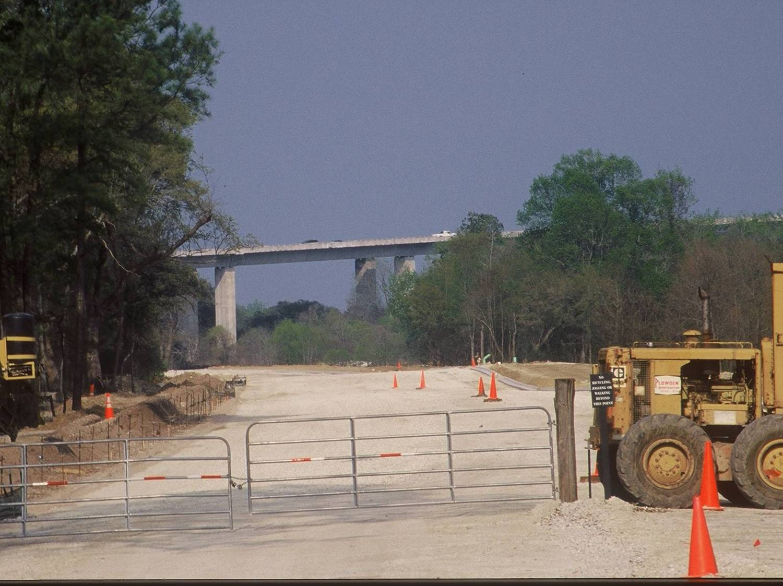 Seven Farms Drive Under Construction