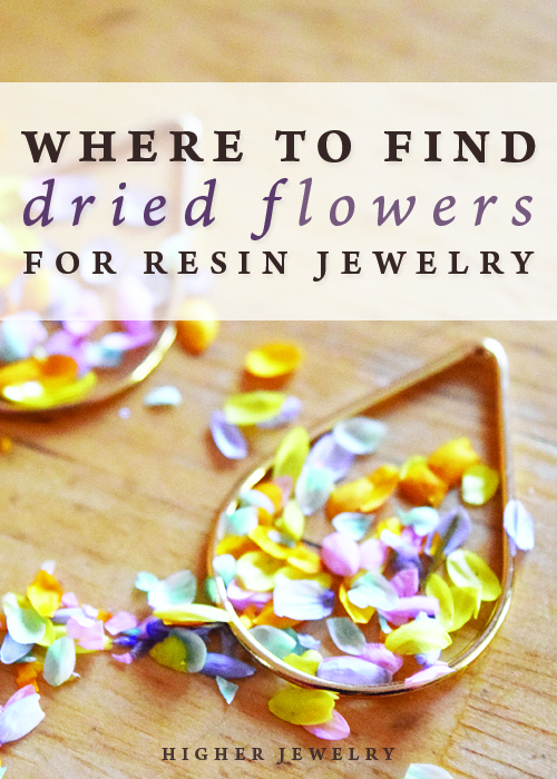 How to Care for Resin Jewelry — Higher Jewelry