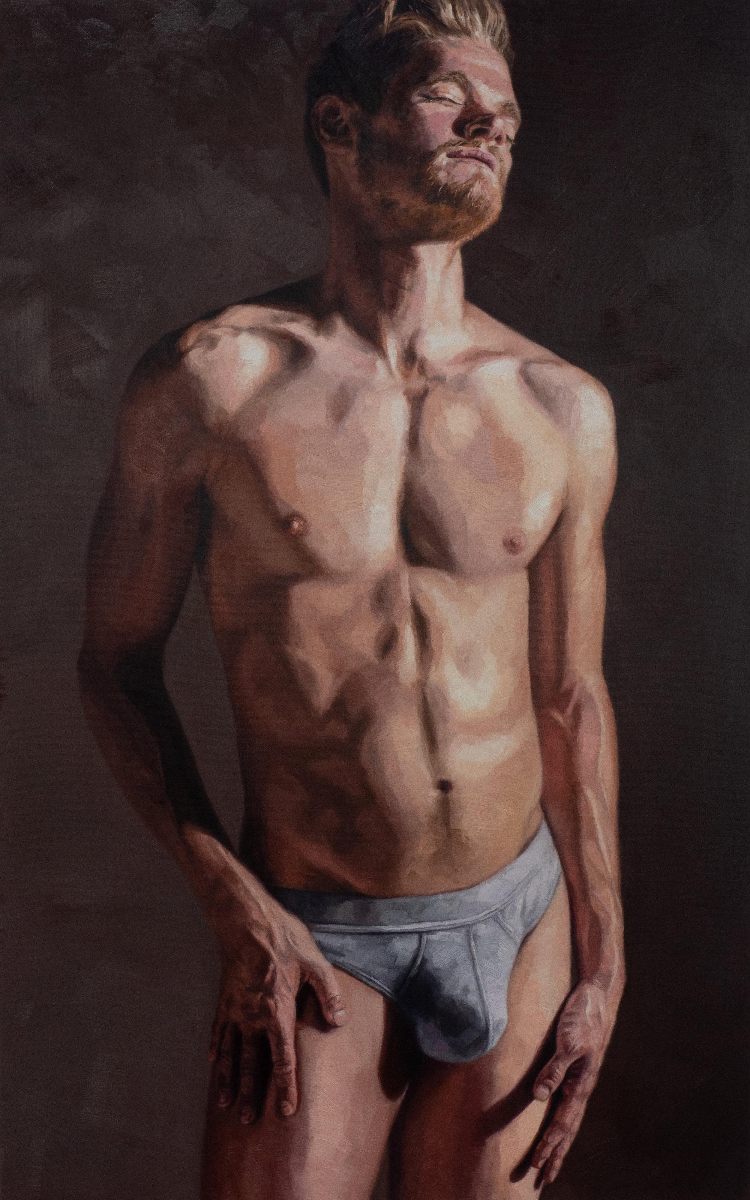 Wanderlust / Oil on Linen / 36 x 48 in