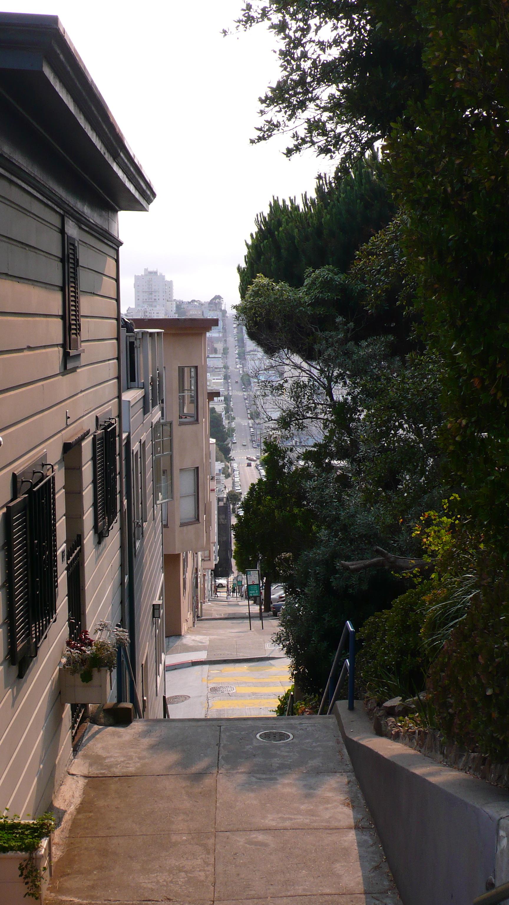 Stairway, San Francisco