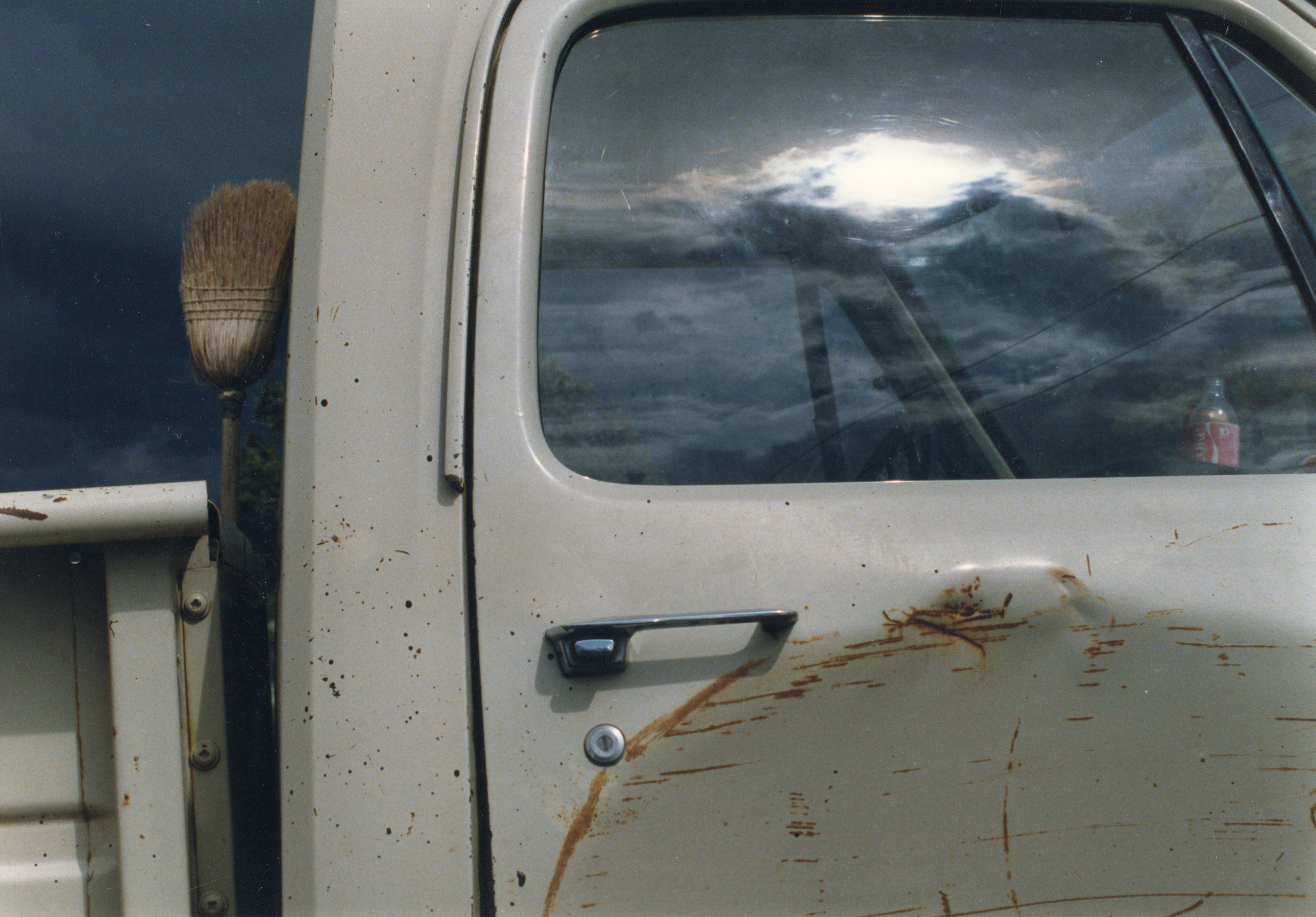 Truck, New Mexico