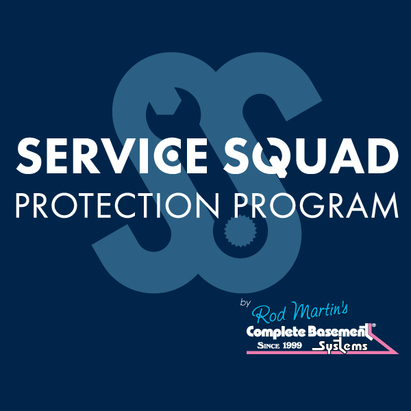 Service Squad Protection Program - Conceptualized and executed the buildout and promotion of RMCBS' custom home care service program.
