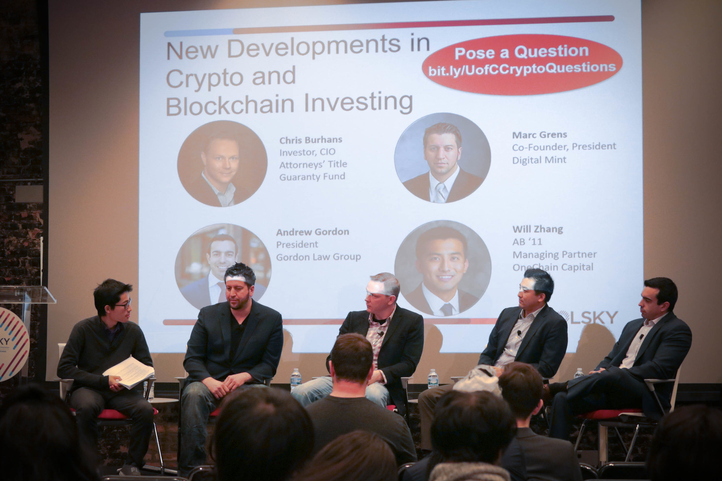 Cryptocurrency Event
