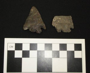 Bifurcated base points from Coxsackie and nearby New Baltimore