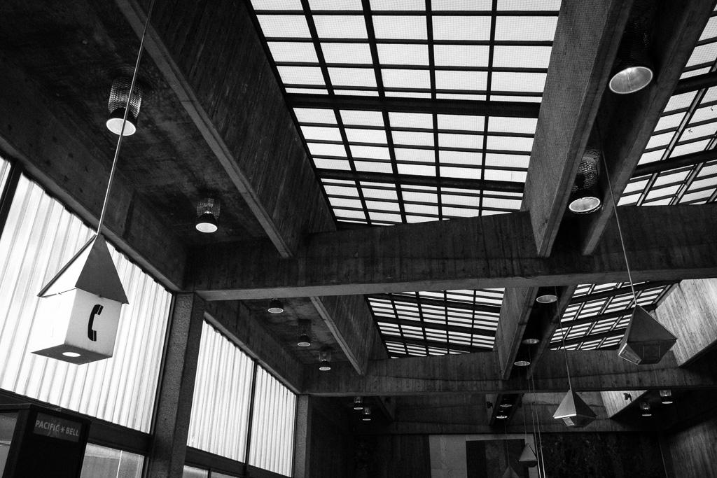 Glen Park BART Interior