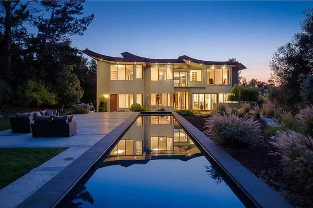 Los Altos Hills, California - In Progress