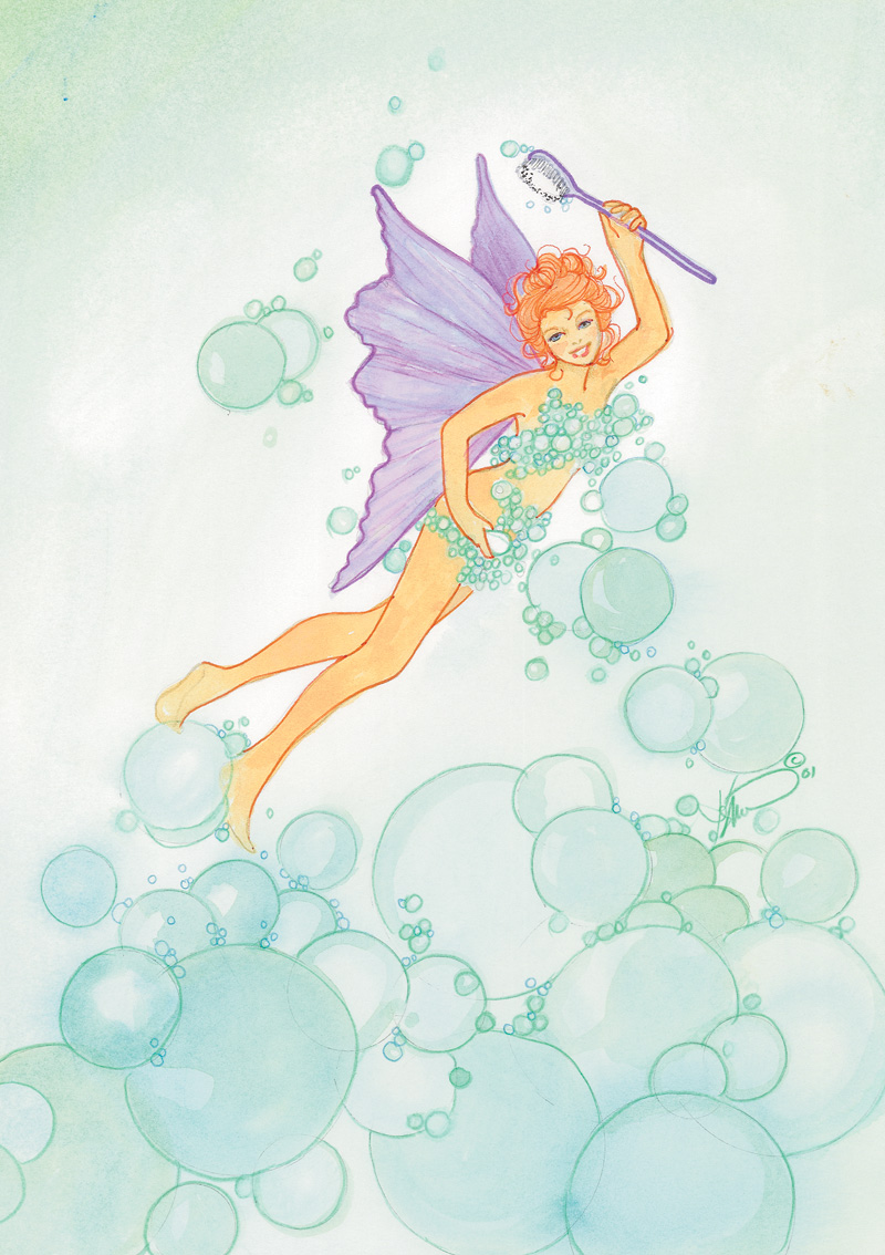 FR13 Bubble Fairy