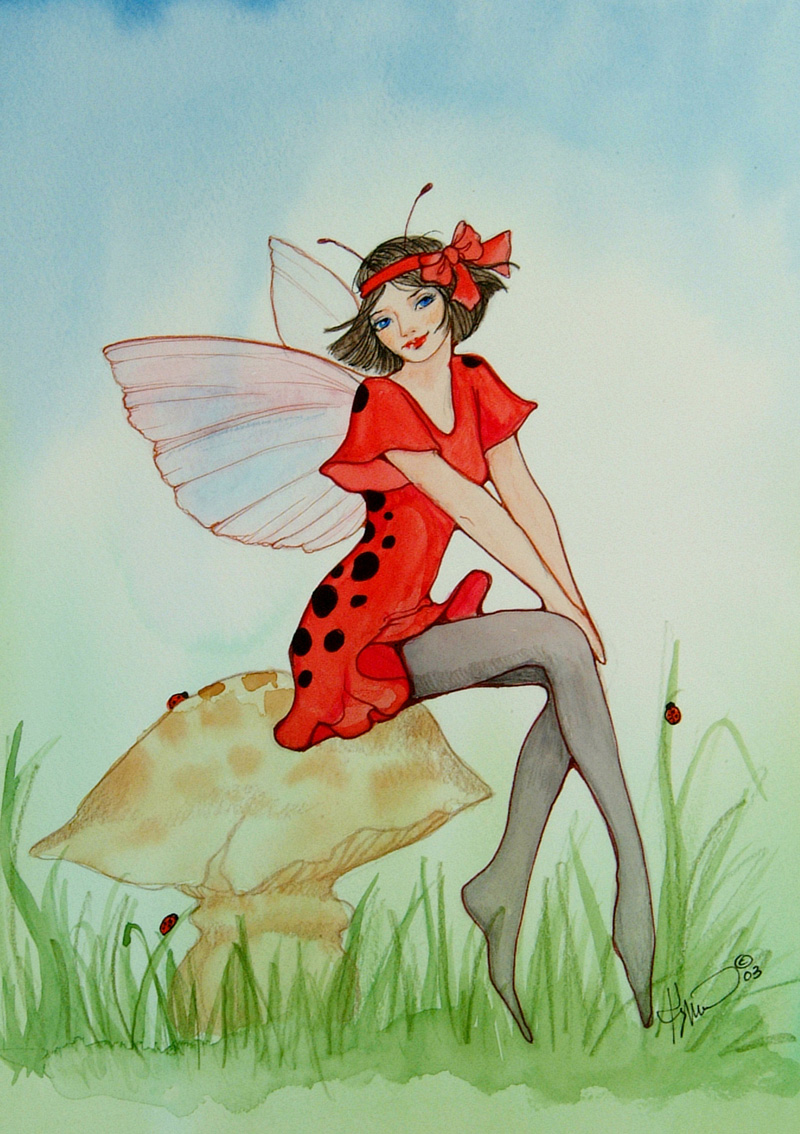 FR16 Lady Bug Fairy