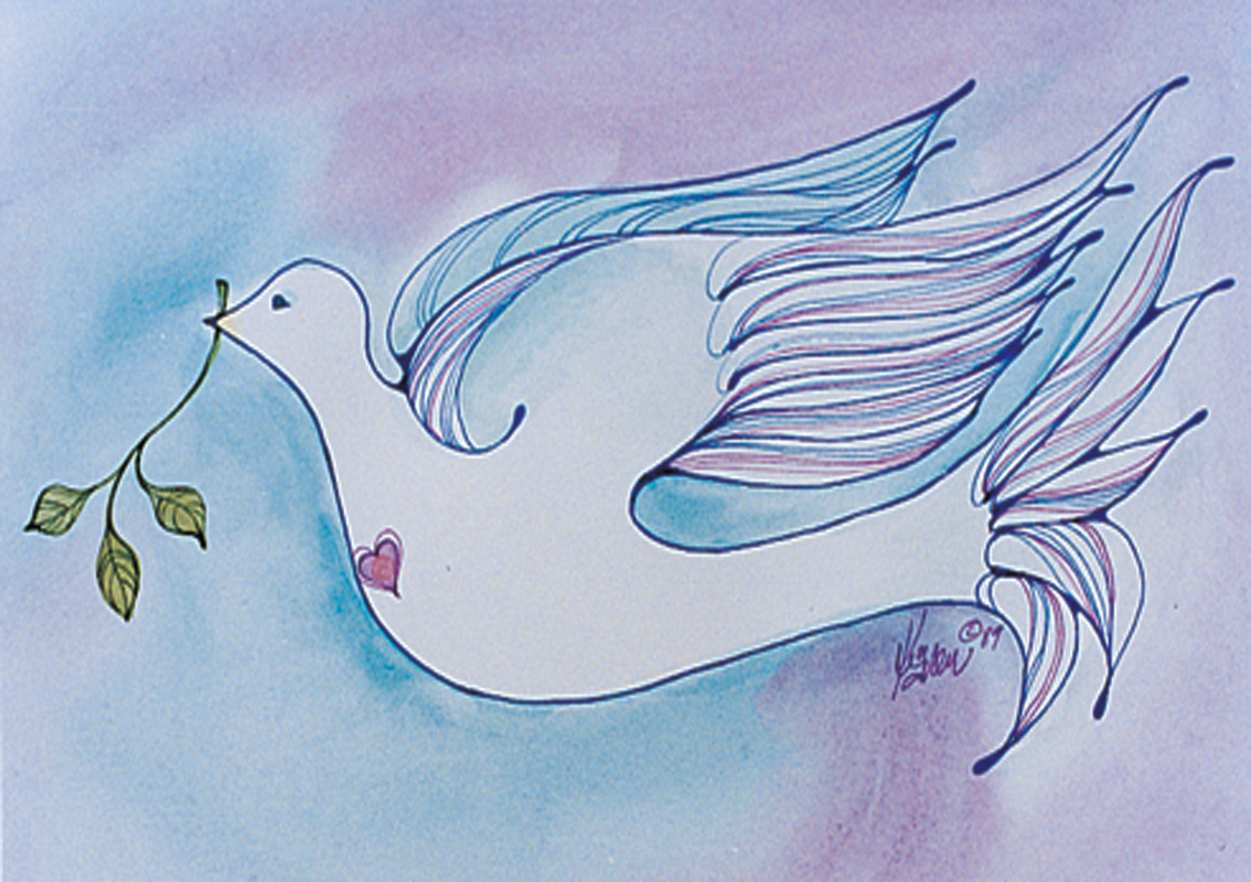 HP02 Dove of Peace