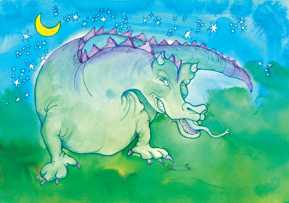 AN02 Sam's Dragon