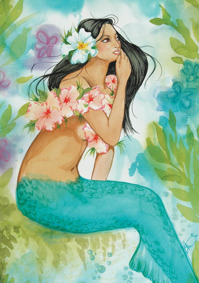 ME49 Jungle Mermaid