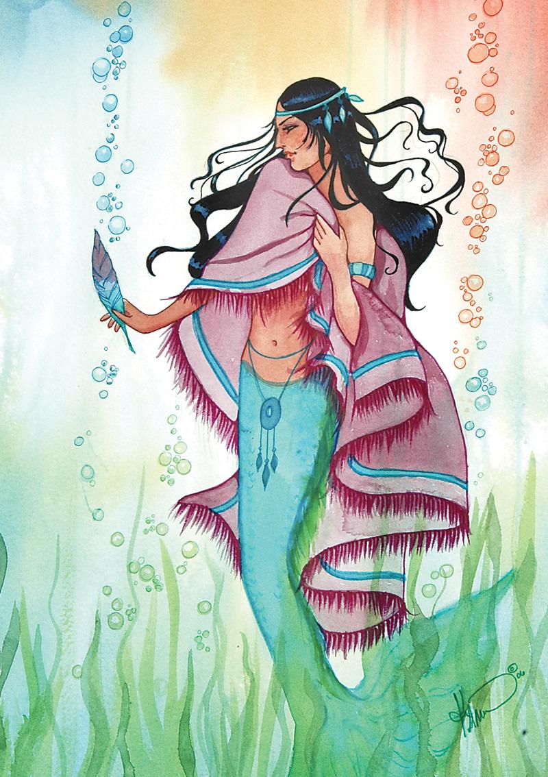 ME51 Big Water Spirit
