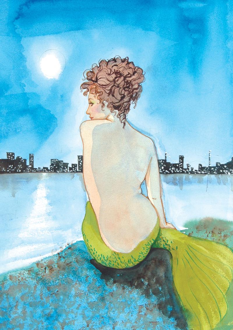 ME50 Urban Mermaid