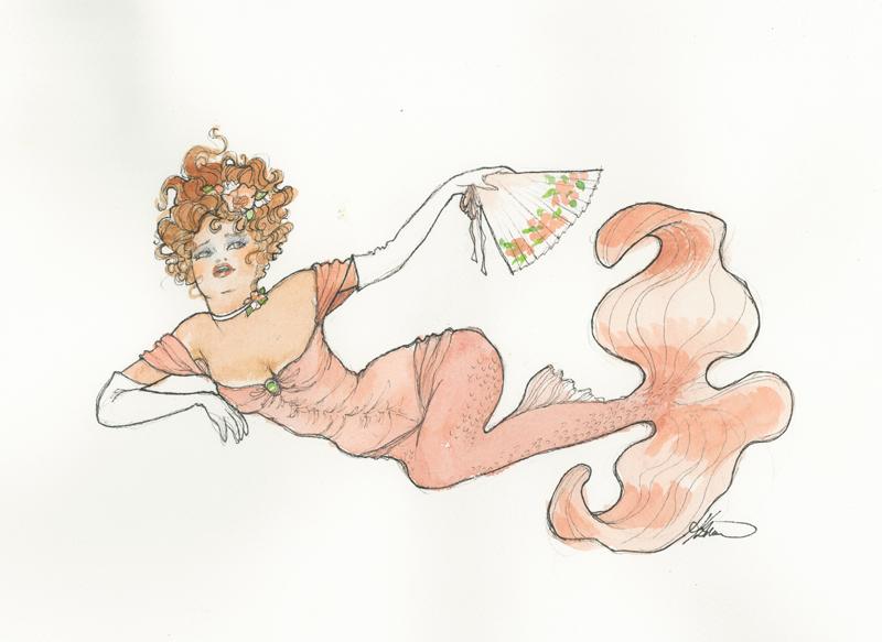 ME77 Mermaid of the Met
