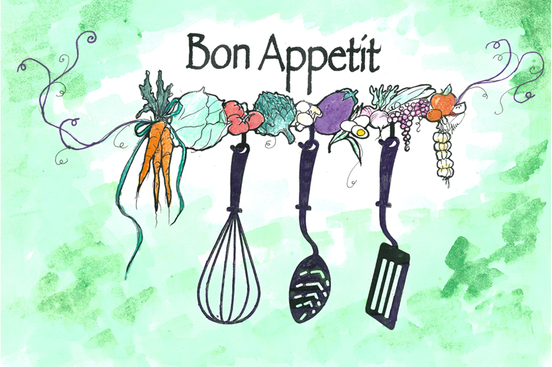 WW10 Bon Appetit