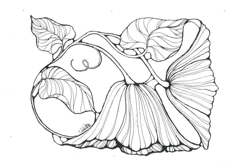 SB04 FANTASY FLOWERS