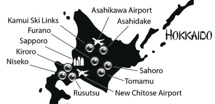 Hokkaido Resorts