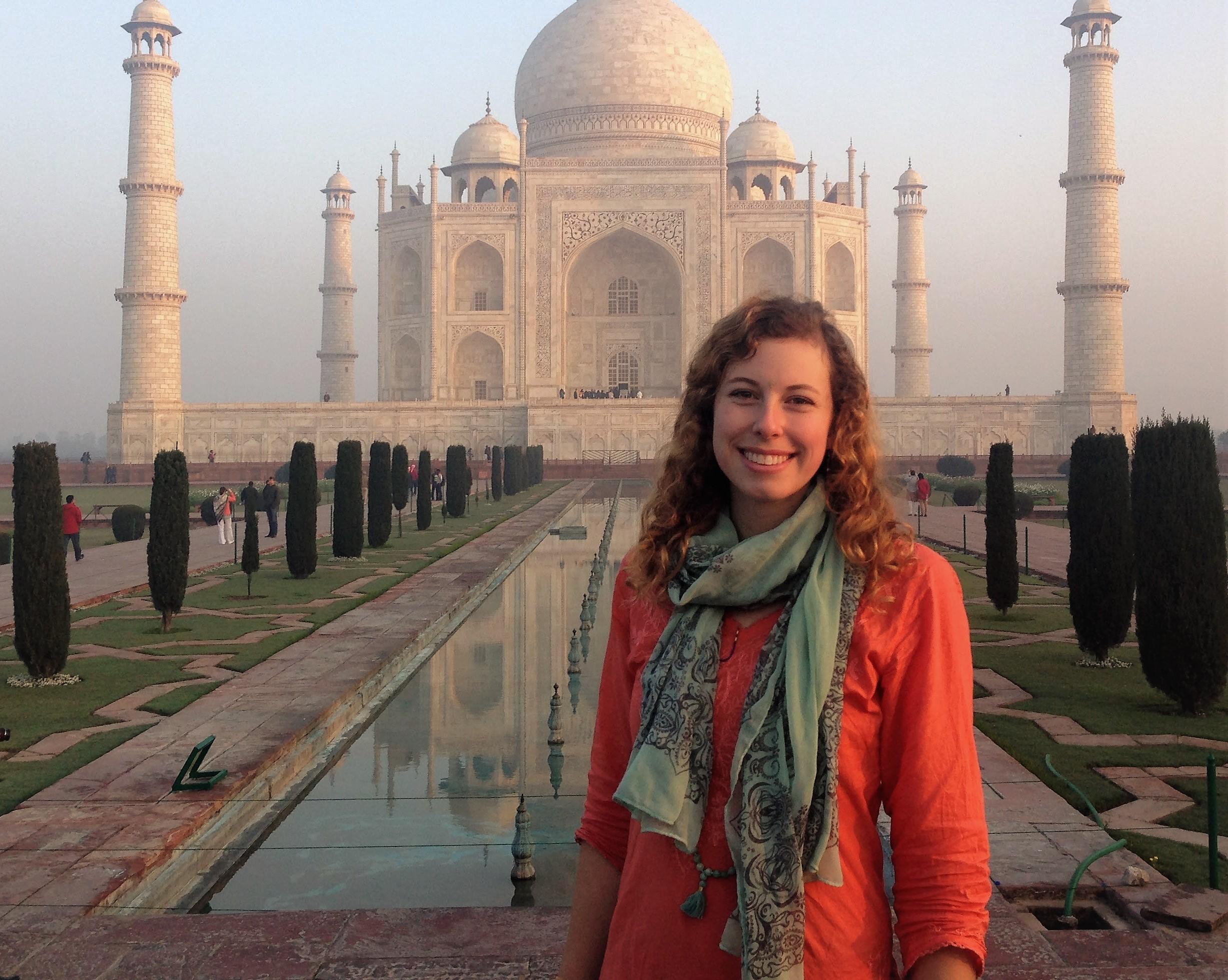 Caroline Hager - Your Japan Yoga guide