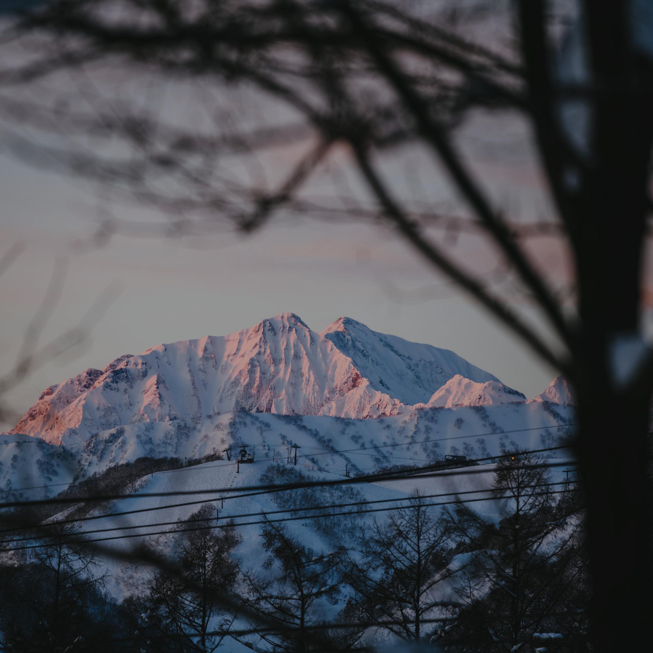 Hakuba valley -