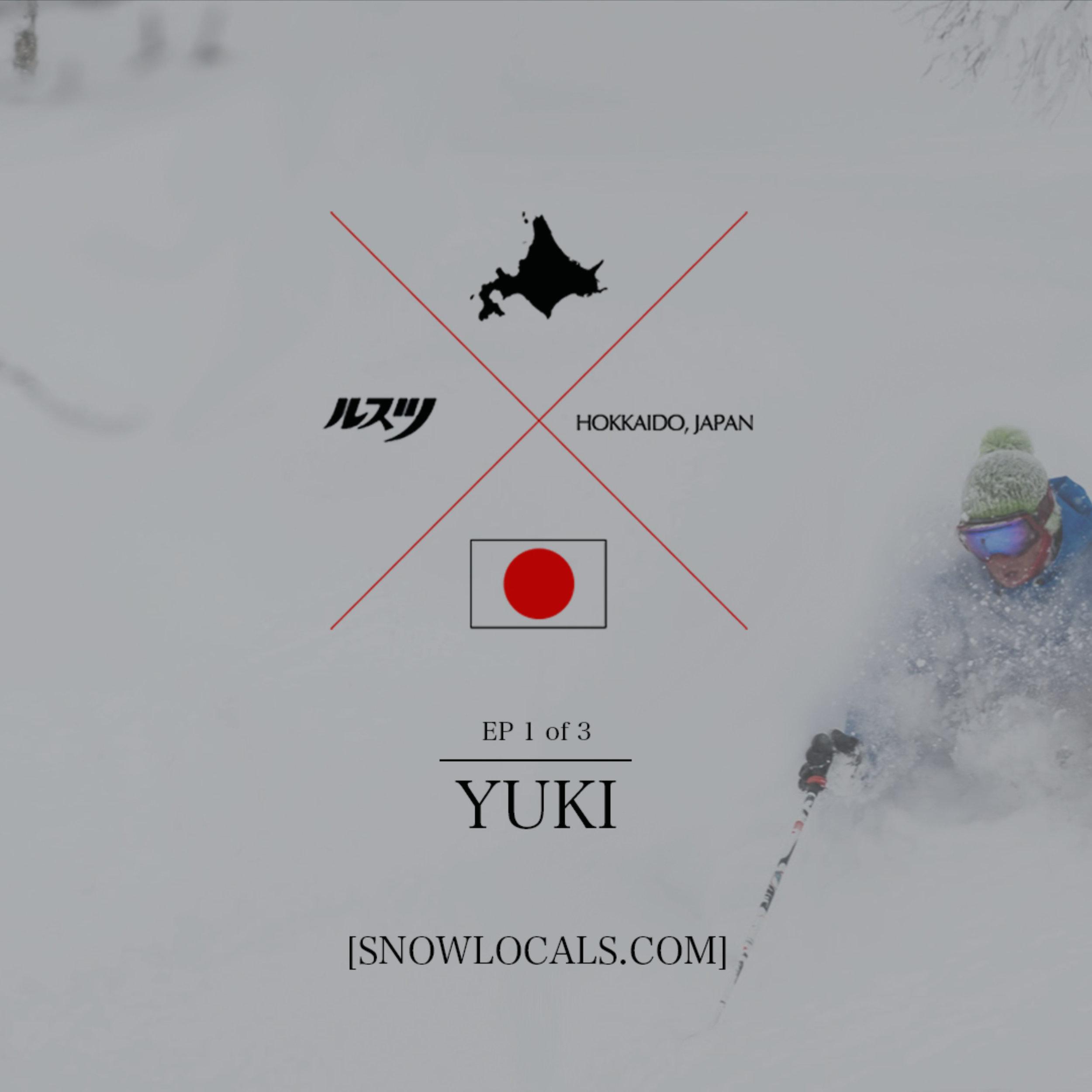 Rusutsu Resort Series - 3-part video series